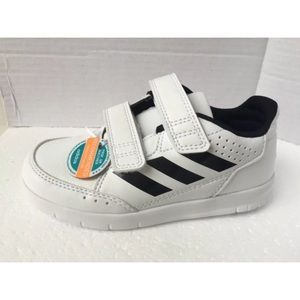 New Adidas black white classic toddler size 10k
